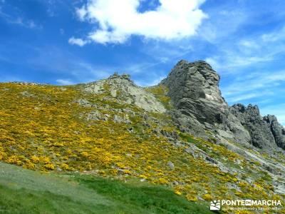 Pico del Zapatero, Sierra de la Paramera; rutas senderismo comunidad de madrid; senderismo avila